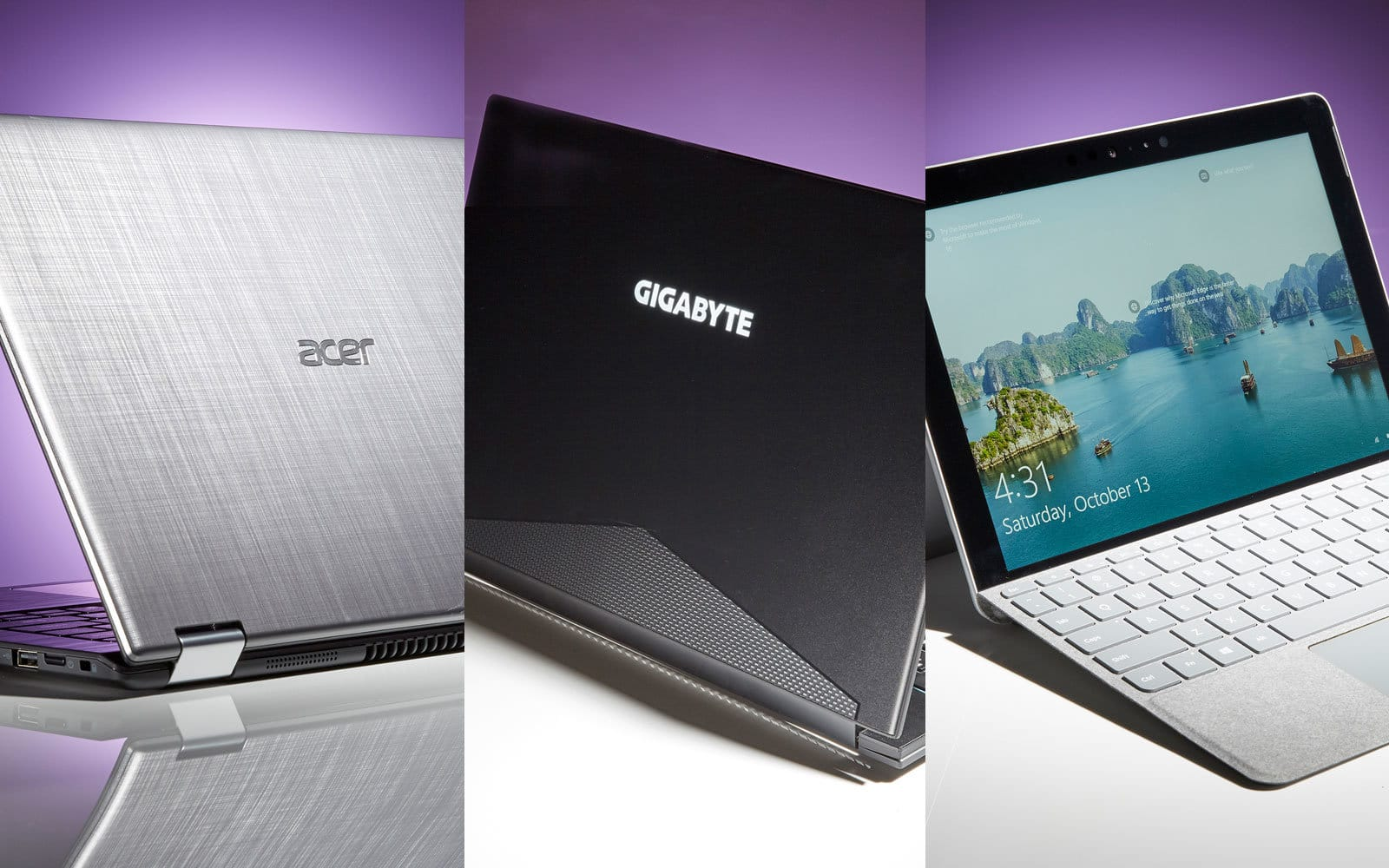 Holiday Gift Guide 2018 Laptops