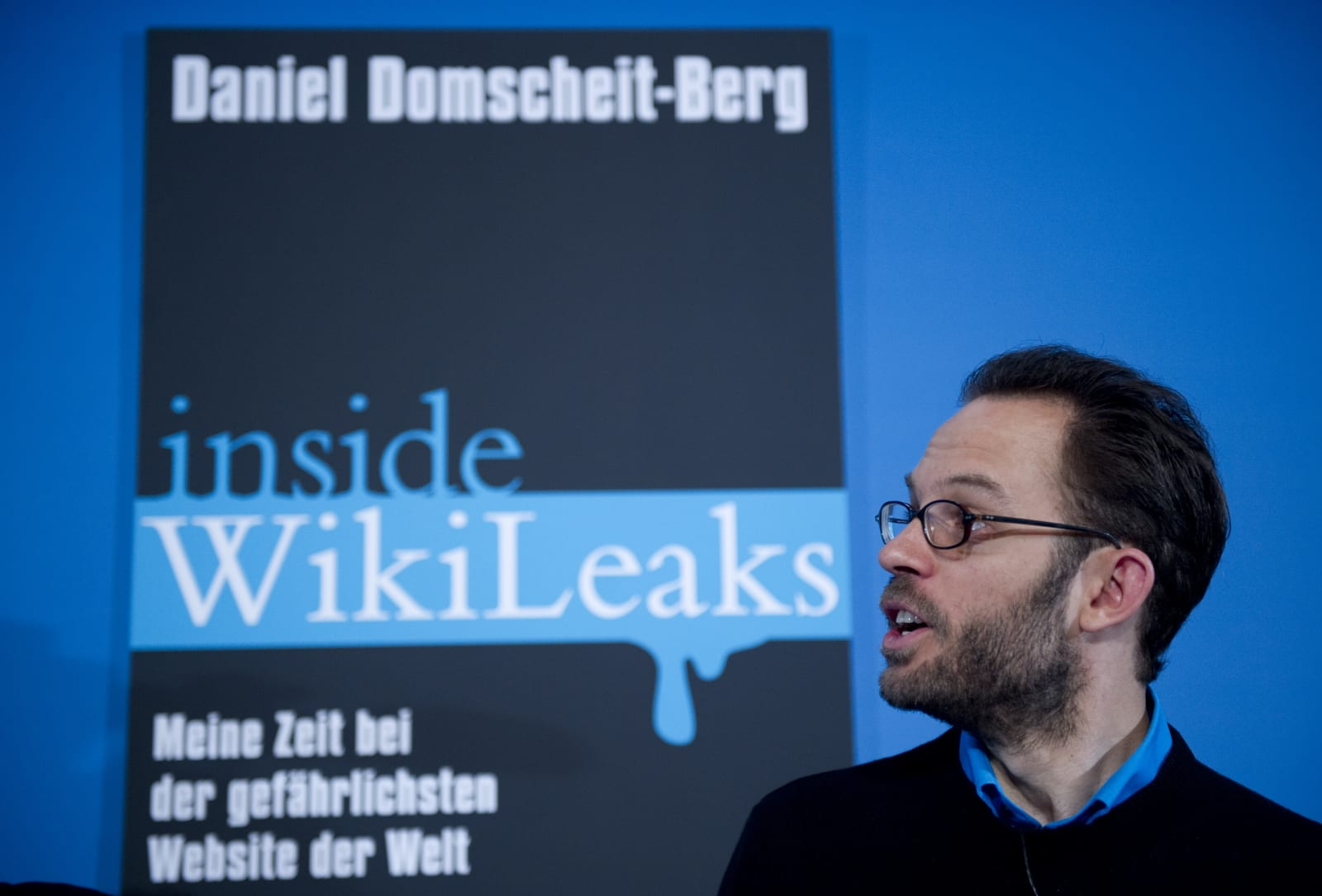 German author and IT specialist Daniel D