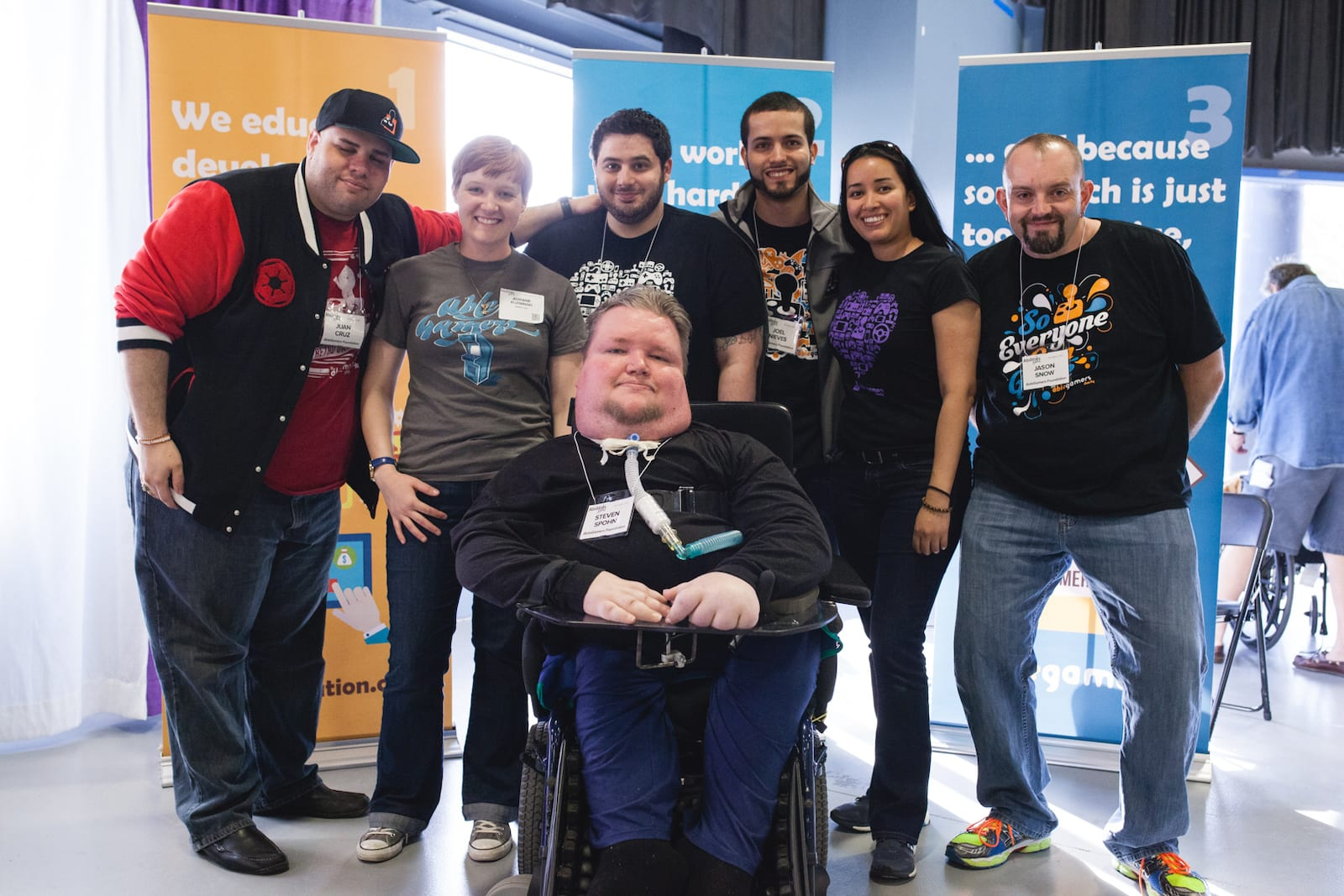 AbleGamers at the NY Abilities Expo 2015