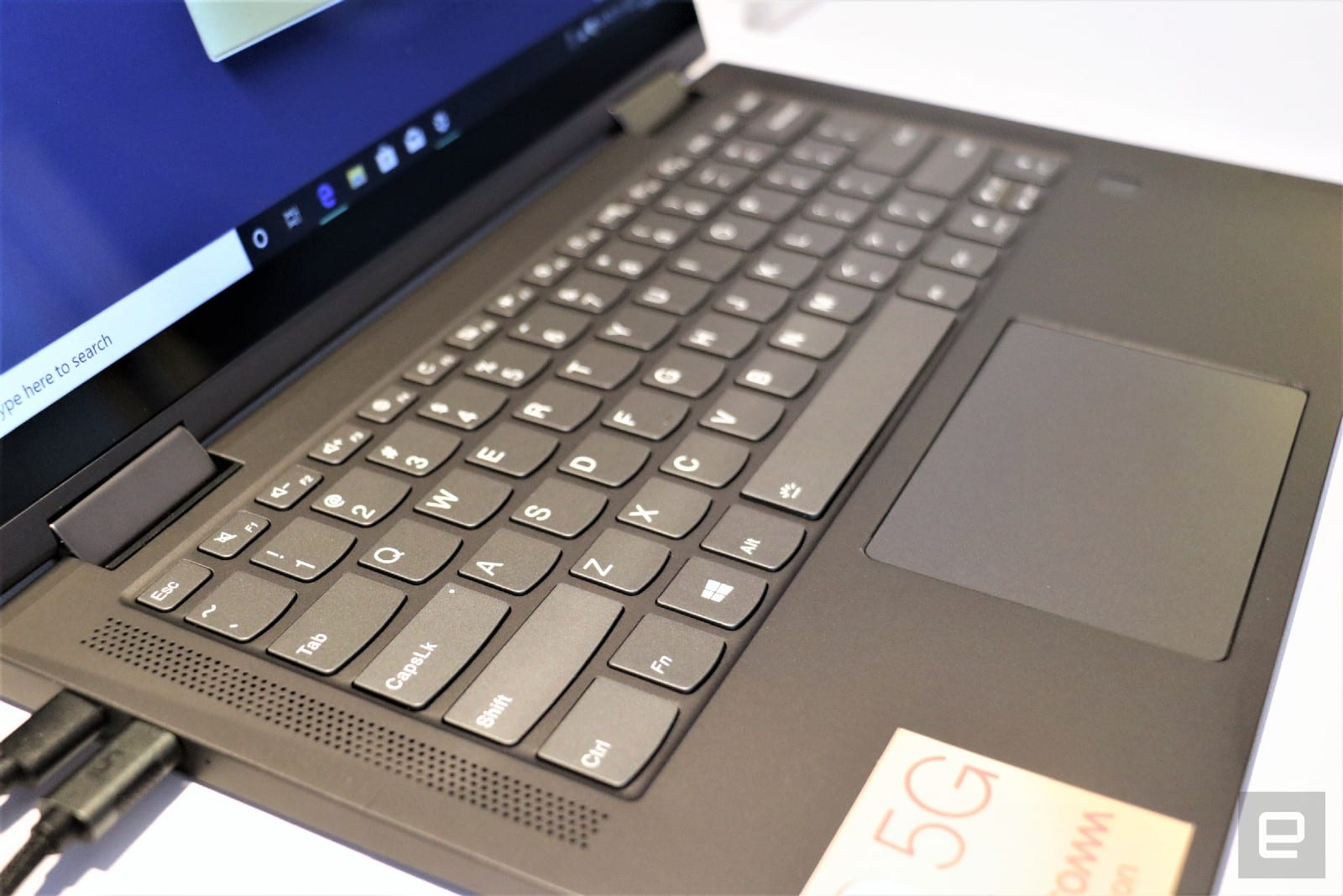 "Lenovo ""Project Limitless"" 5G laptop hands-on"
