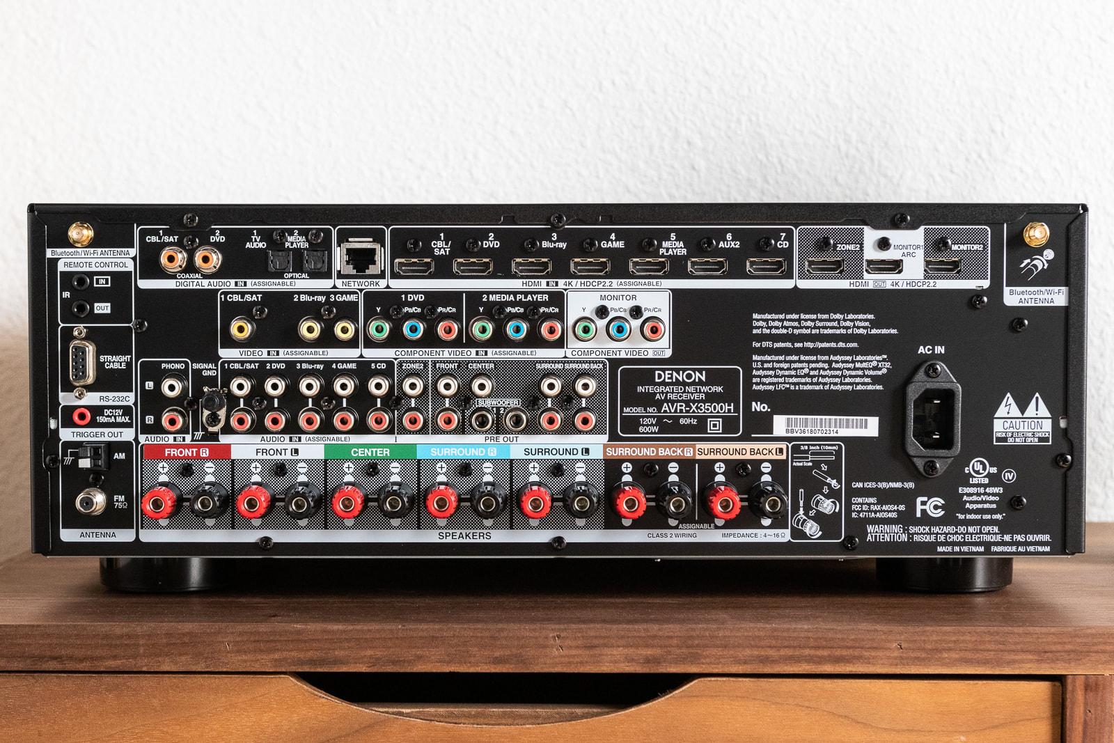 Wirecutter: the best receiver