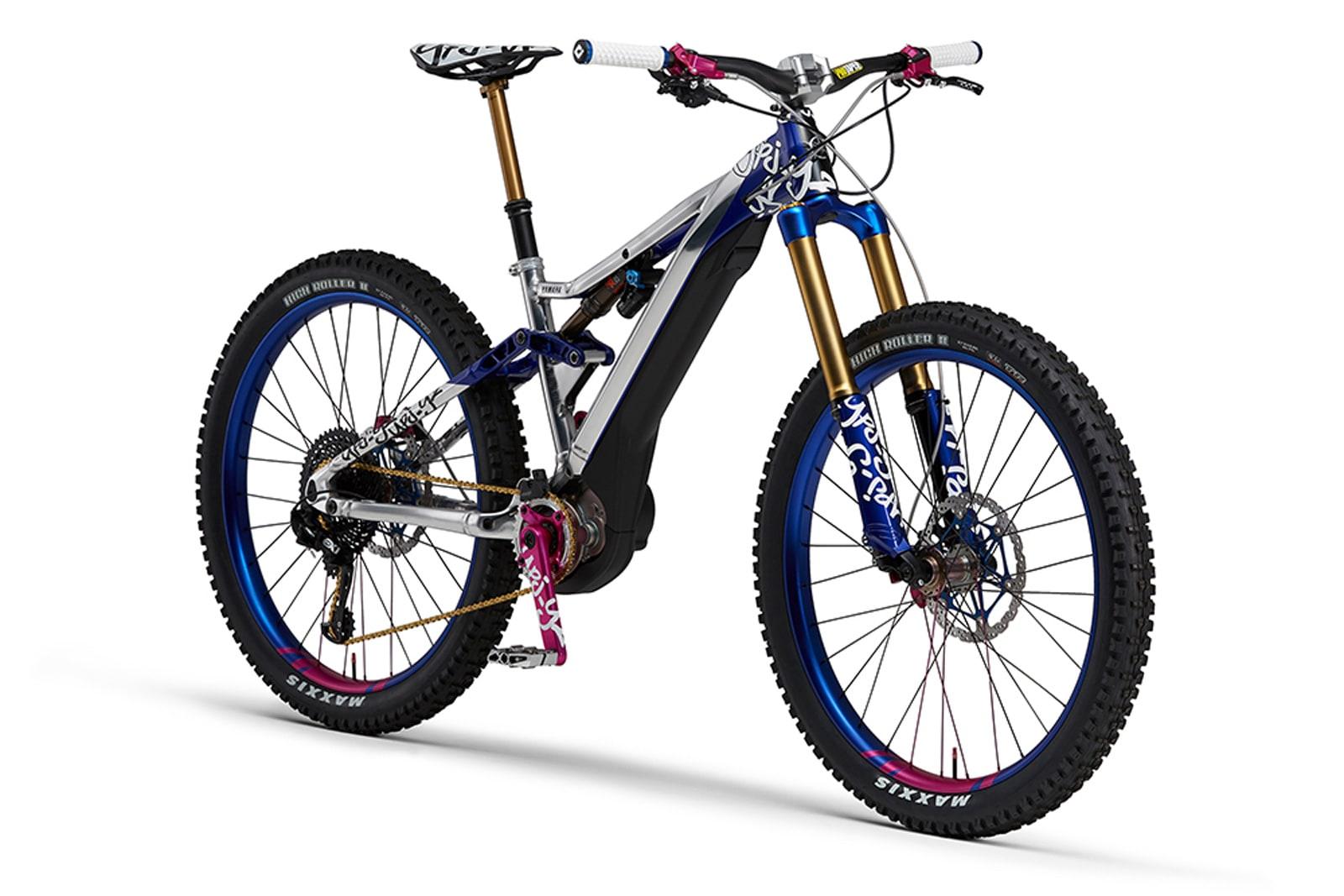Yamaha YPJ-YZ e-bike