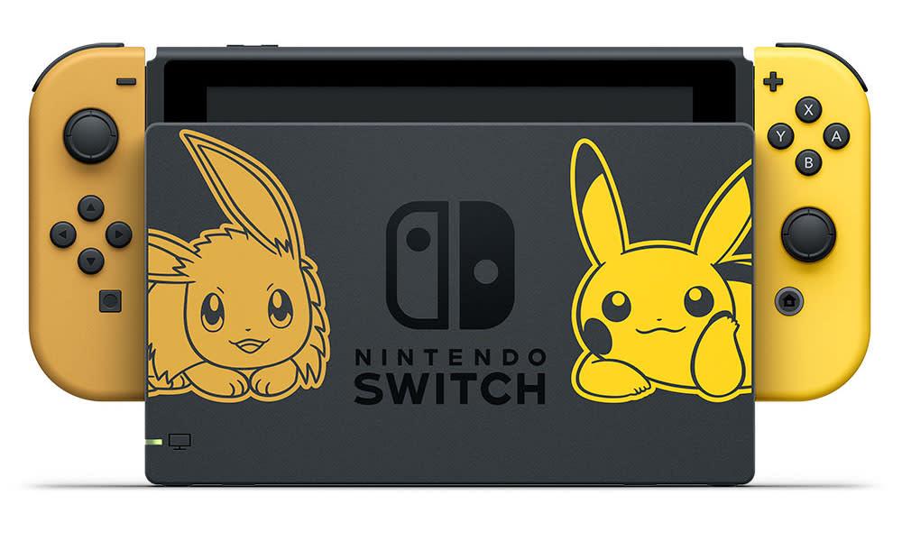 Nintendo Switch Pokémon Let's Go Edition