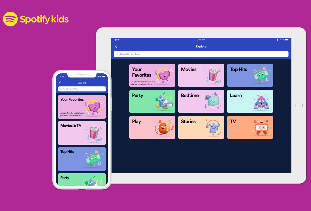Spotify Kids Sweden