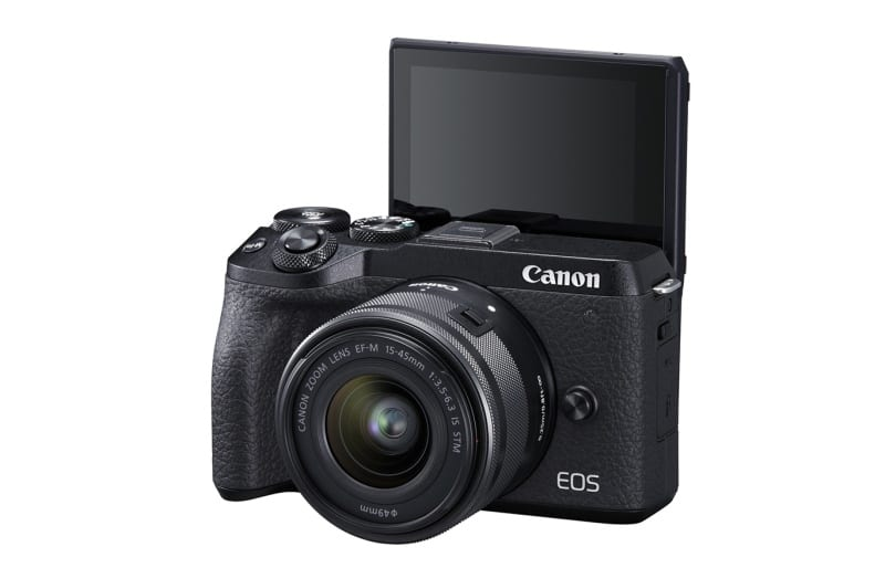 Canon EOS M6 Mark II