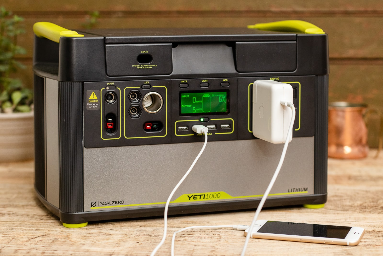 Portable power stations