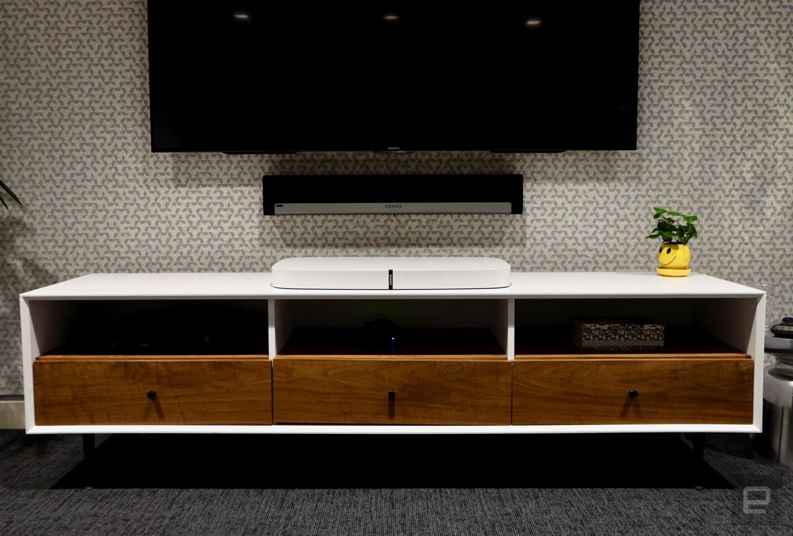 Sonos PlayBar and PlayBase