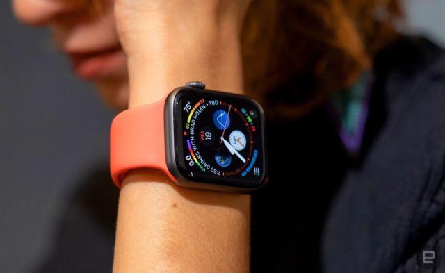 将来のApple Watchは血中酸素濃度が測定できる?心肺停止リスクを防げる可能性 - Engadget 日本版