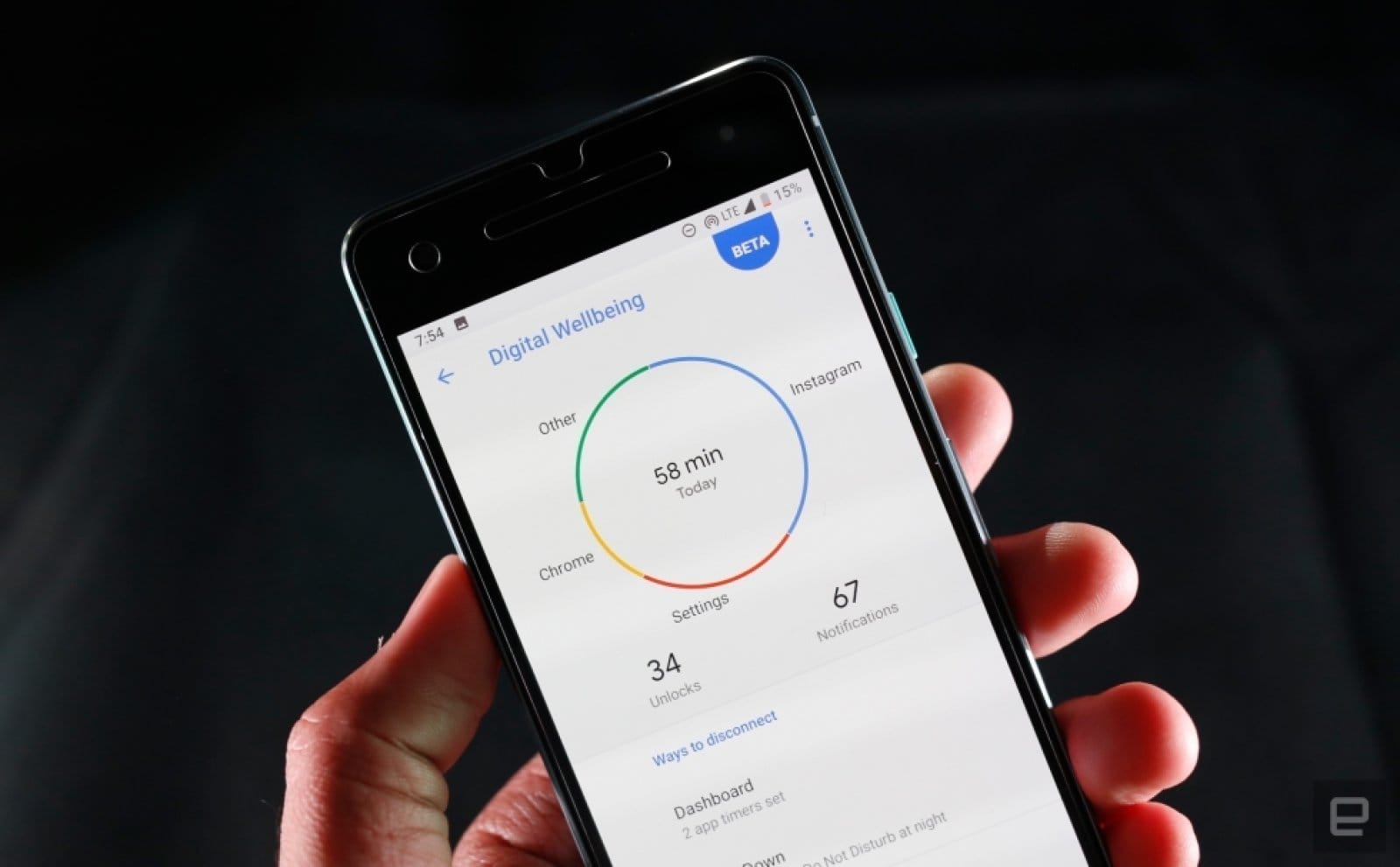 Android Digital Wellbeing