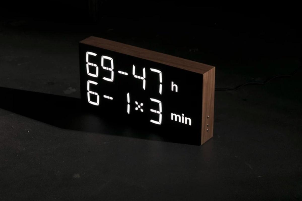 ALBERT CLOCK 2