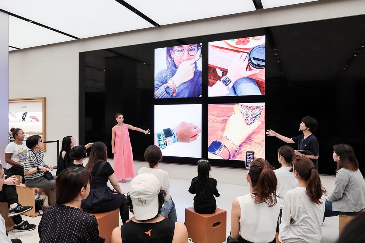 野沢和香さん流Apple Watchの活用方法を紹介