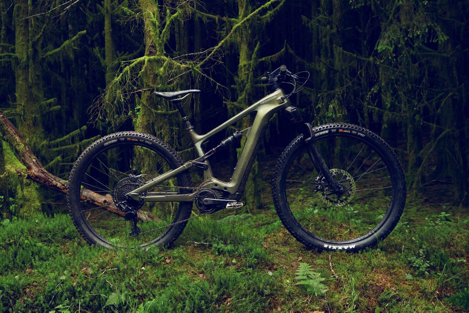Cannondale Habit NEO electric mountain bike