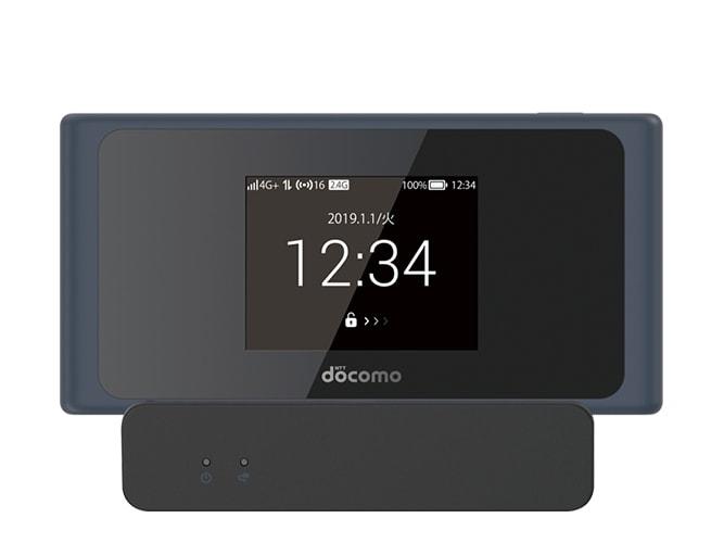 docomo Wi-Fi Station HW-01L