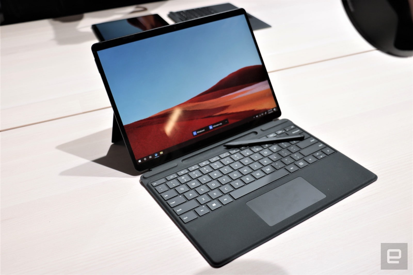 Surface Pro X hands-on