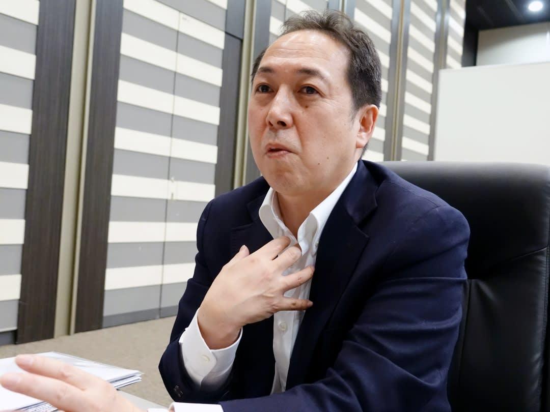 softbank 5g interview