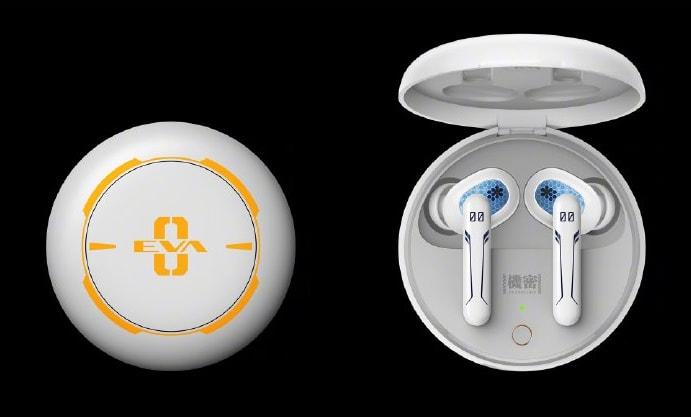 Oppo Enco W31 TWS Rei Ayanami