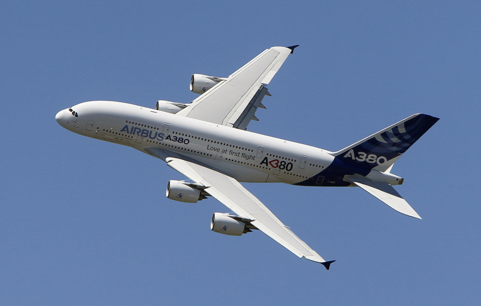 France Europe Airbus
