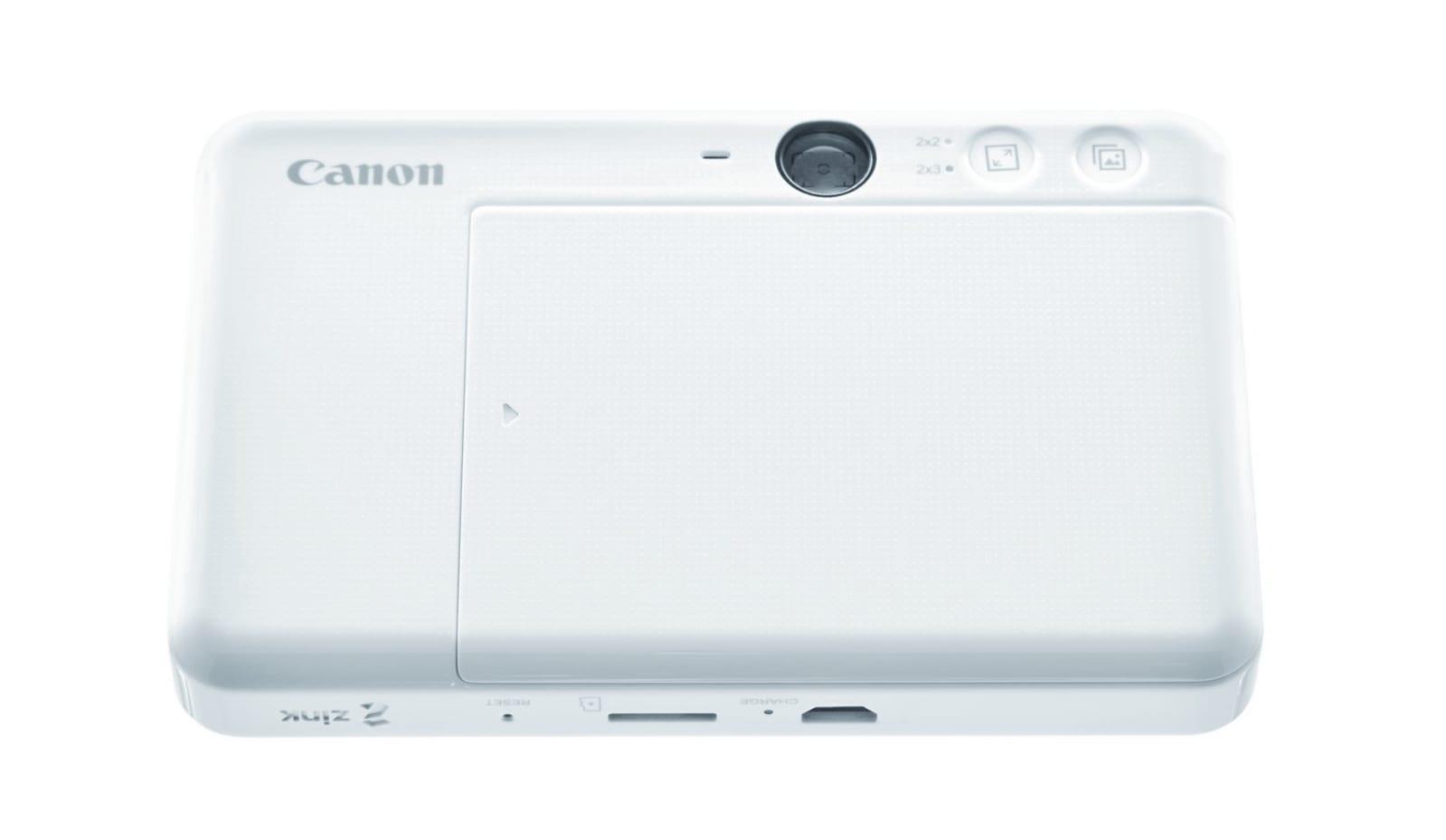 Canon IVY CLIQ and CLIQ+ instant cameras