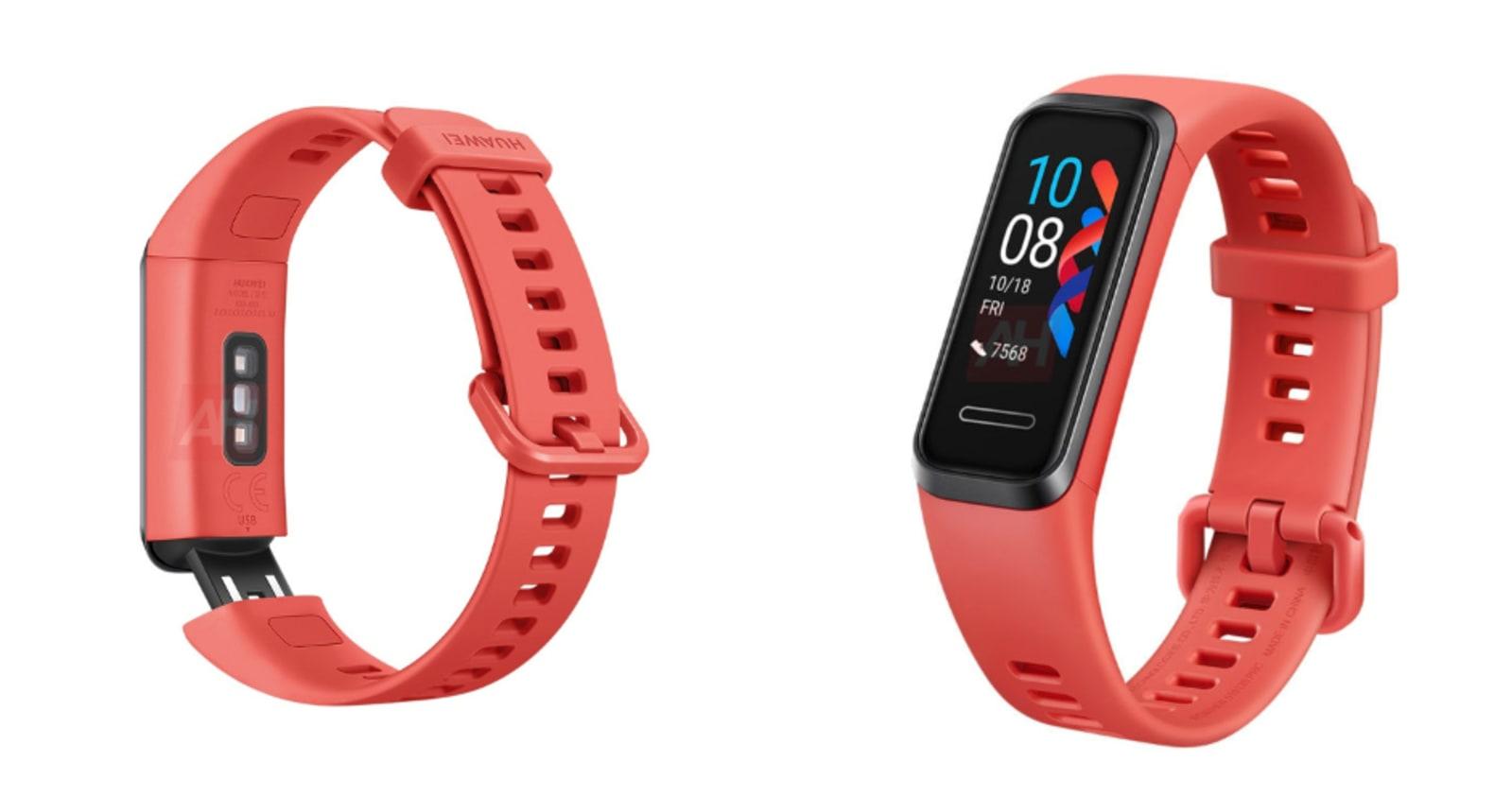 Huawei Fitness Tracker