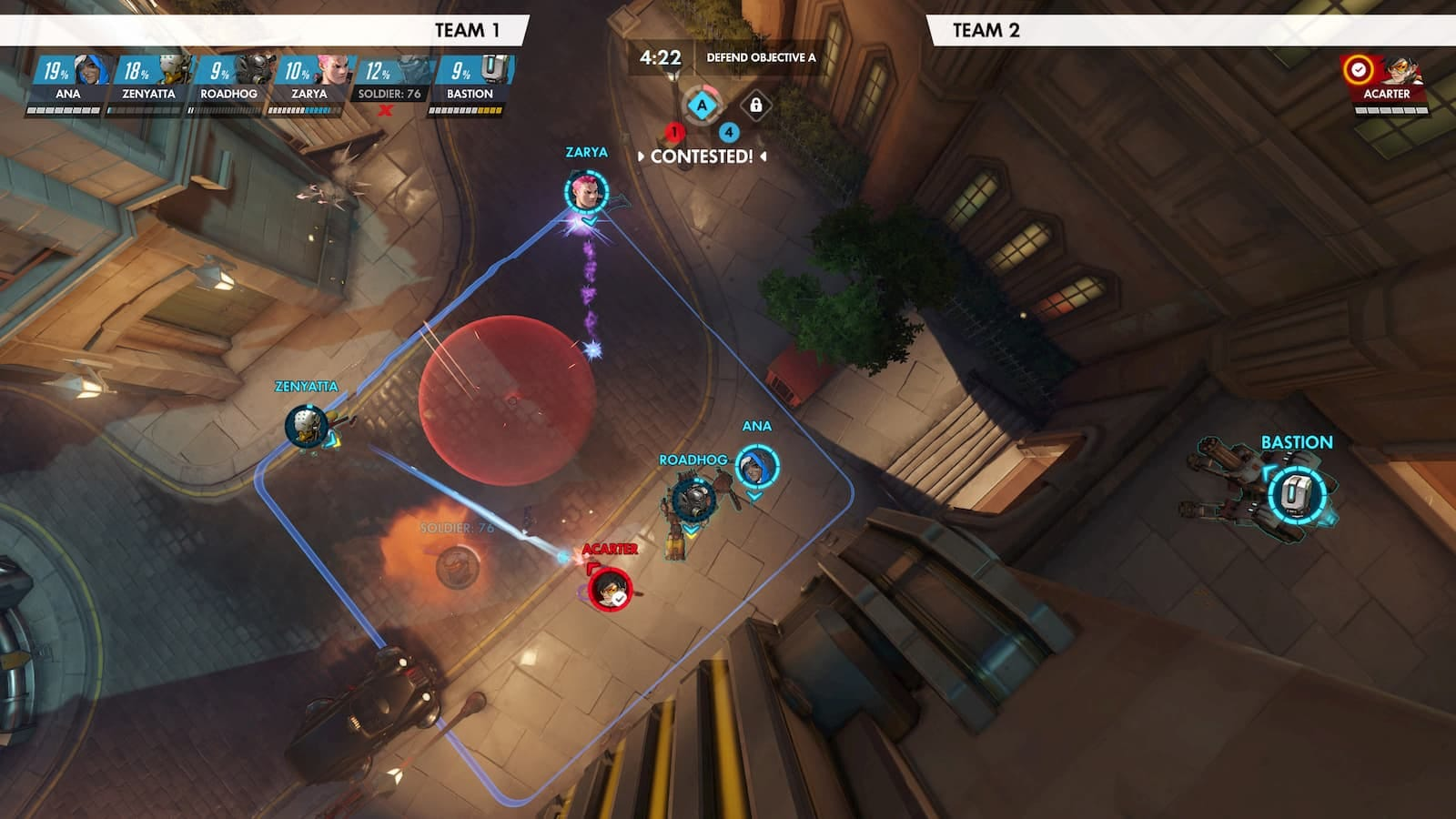 'Overwatch' replay system