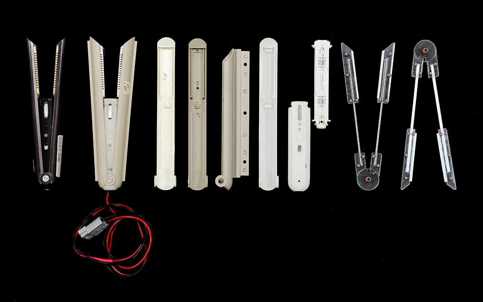 Dyson Corrale prototypes