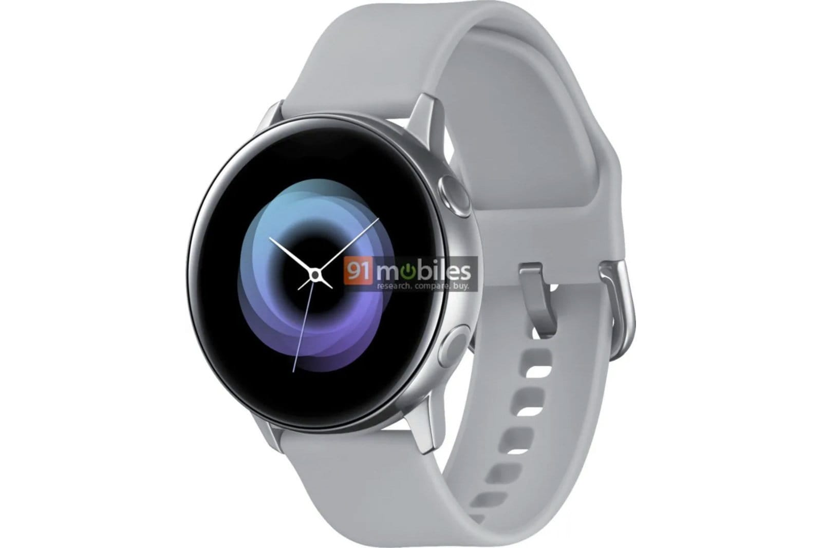Galaxy Watch Sports Image Leak