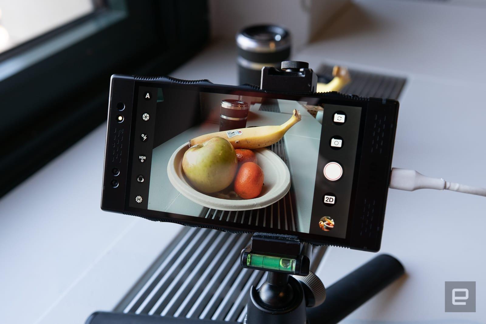 RED Hydrogen Camera System