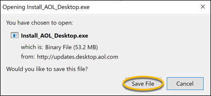Firefox-Download-Fenster