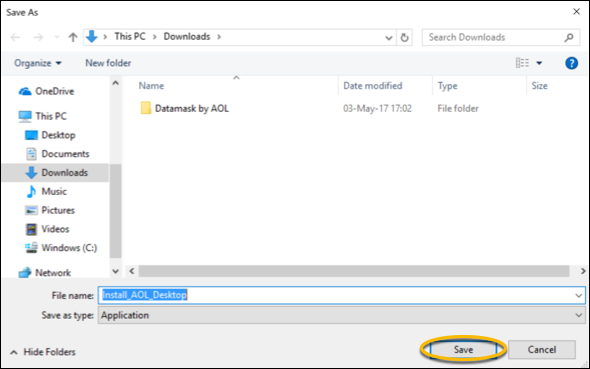 Opera-Download-Fenster