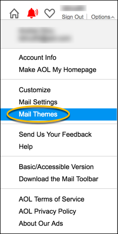 mail themes