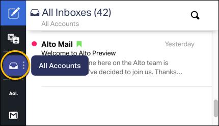 Alto Switch Accounts