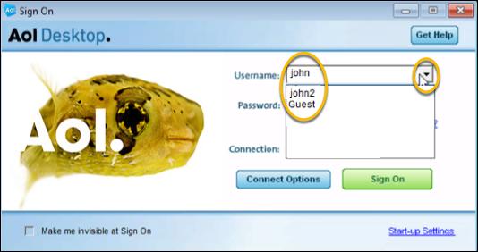 AOL Desktop 9.5