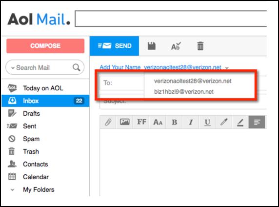 Aol Email Einstellungen