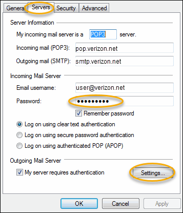 Accessing Email from your Domains with your ISP