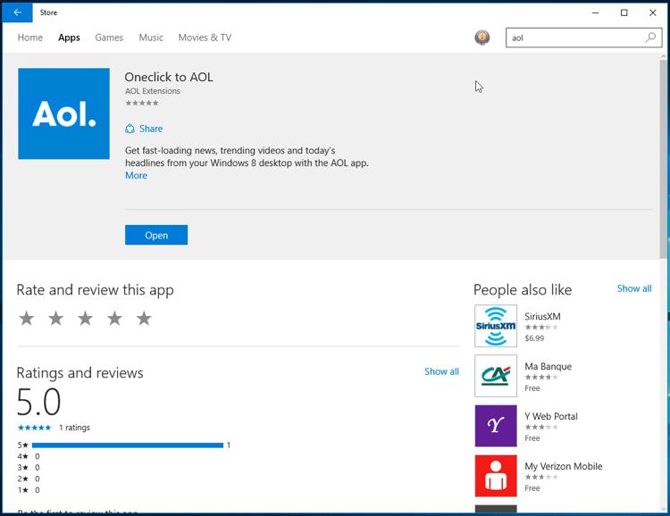 Aol mail desktop